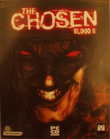 Blood II The Chosen box art